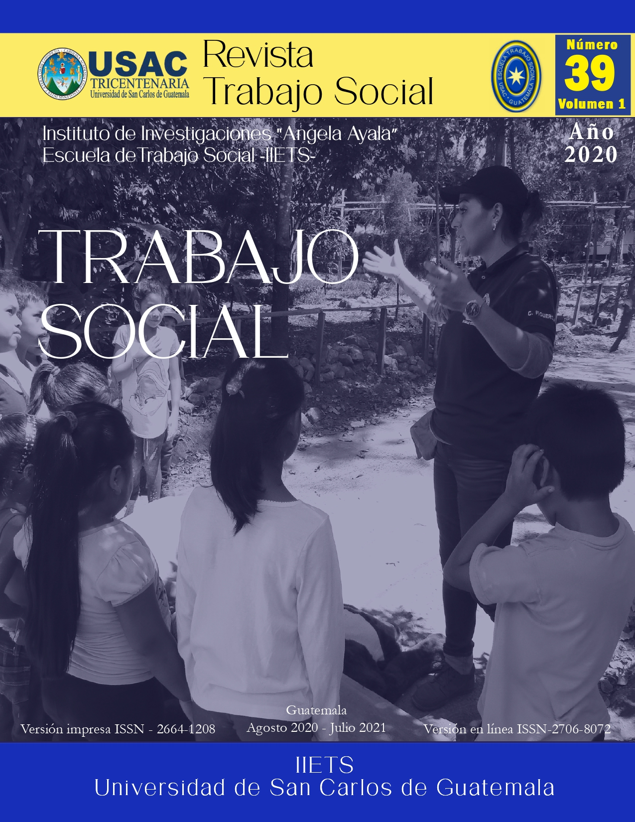 Revista Trabajo Social No.38
